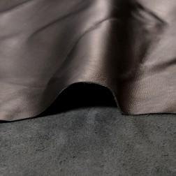 Кожа сумочно-обувная  черная (010-1)  т.1,0-1,2мм